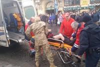 вибух у Львові