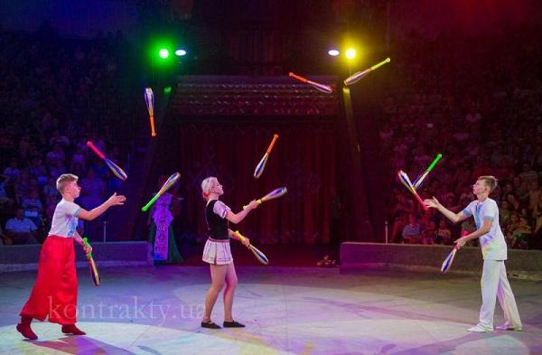 цирковий фестиваль