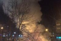 вибух в Магнітогорську