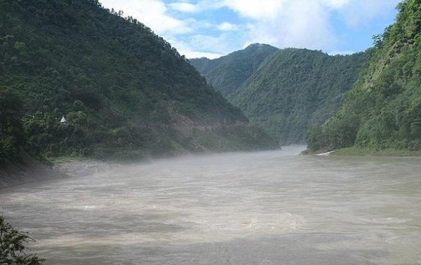 ріки Індії