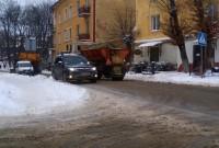 уборка снігу