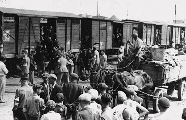 депортація Галичини