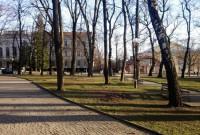 сквери Дрогобича