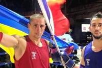 чемпіонаті світу з муай-тай