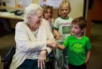 Діти і пенсіонери