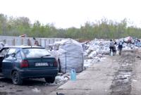 сміттєзвалище у Дрогобичі