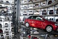 автоматизовані паркінги