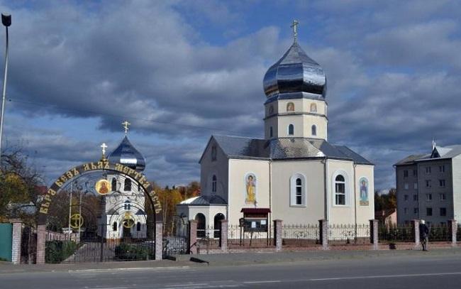 храми Трускавця