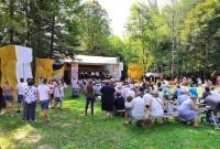 фестиваль у Нагуєвичах