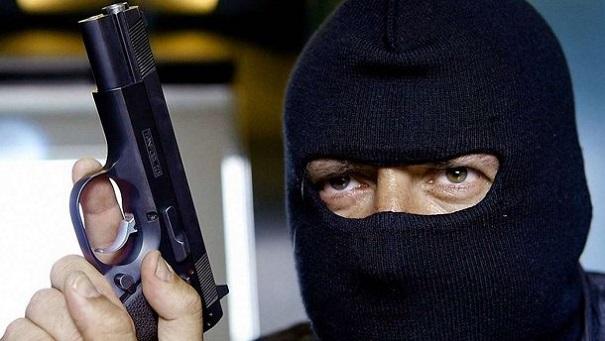 збройне пограбування