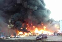 Пожежа в Чишках