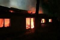 підпал будинку