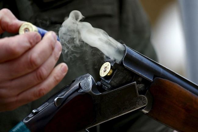 вогнепальная зброя