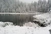 снігопади в Карпатах