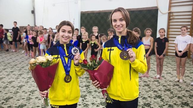 Призери Чемпіонату