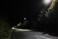На вулиці Стрийській у Дрогобичі триває заміна ліхтарів