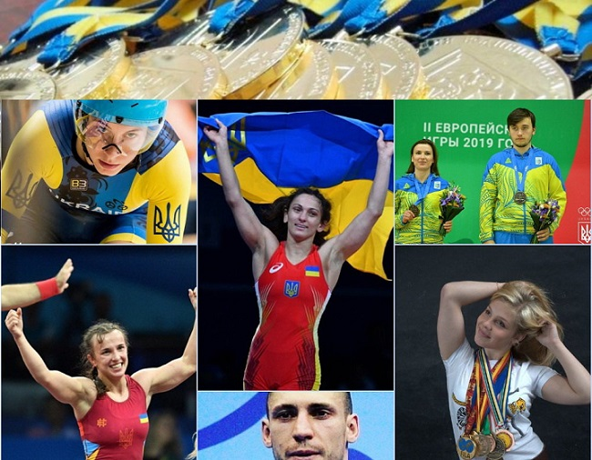 премії спортсменам