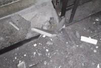 вибух в будинку