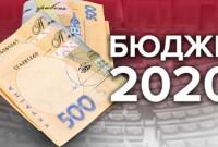 бюджет на 2020 рік