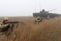 Учора на Донбасі загинув військовий, ще трьох – поранено