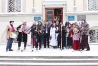 Коляда в Дрогобичі