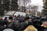 мітинг в Харкові