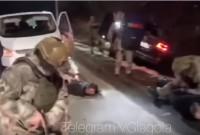 Як КОРД ловив в Мукачево винуватців перестрілки вразило Інтернет