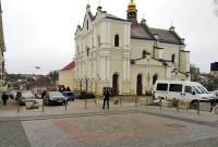 Біля Пресвятої Трійці у Дрогобичі встановлять шлагбаум