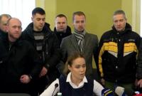Королевську вигнали з обласної держадміністрації з криками Ганьба