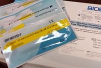 Завтра до Дрогобича повинні прибути перші експрес-тести на визначення коронавірусу