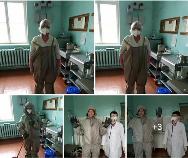 костюми хімічного захисту