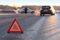 На Дрогобиччині водій легковика збив двох пішоходів