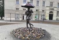 фонтан у Дрогобичі