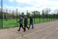 футбол в Дрогобичі
