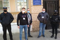 Дрогобичани допомагають дотримуватися правил