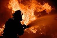 пожежа будівлі