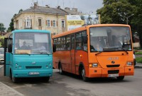 маршрутки Дрогобича