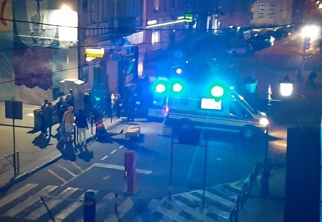 аварії у центрі міста