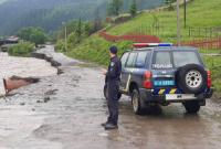 Внаслідок паводків у Карпатах загинуло троє осіб
