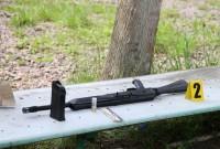 стрілянина у Дрогобичі