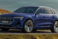 авто Audi e-tron