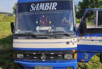 ДТП з рейсовим автобусом