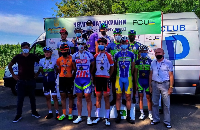 велоспорт Дрогобича