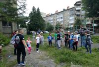 Діти Дрогобича змагались у воркауті