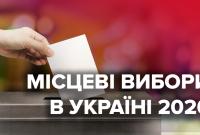 місцеві вибори 2020