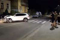 п'яне ДТП у Дрогобичі