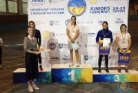 чемпіонка з Дрогобича