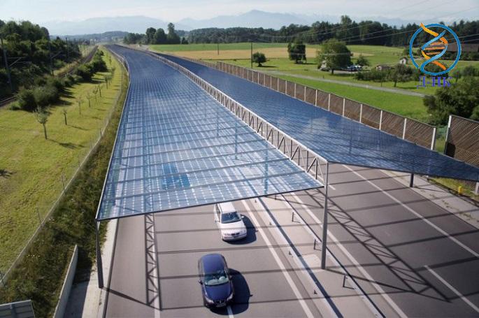 У Німеччині планують встановити сонячні електростанції над автомагістралями