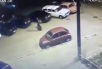 підпал автомобіля
