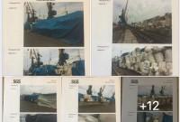 У Миколаївському порту два роки стоїть вантаж з 3200 тоннами селітри